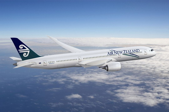 Air New Zealand Purchases Boeing 787 and 777-300 Simulators