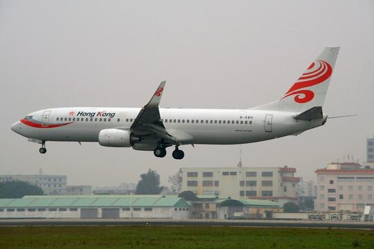 香港航空公司26日起开通香港至厦门往返航线