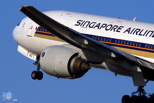 新加坡航空客机发动机故障 安全降落名古屋