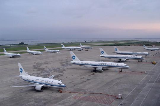2008年度行业盘点:厦门航空有限公司大事记