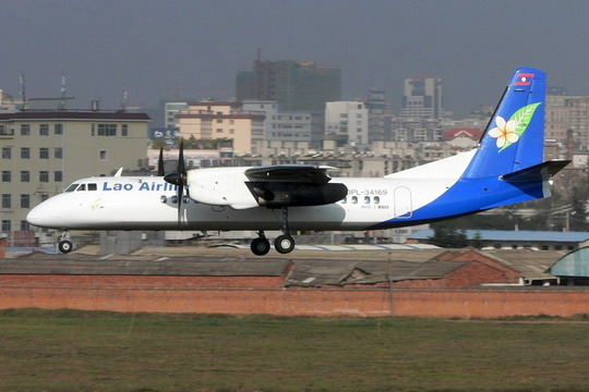 英安航空购租20架新舟60 将于2008年5月交付