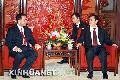 张德江会见欧洲宇航防务集团公司首席运营官