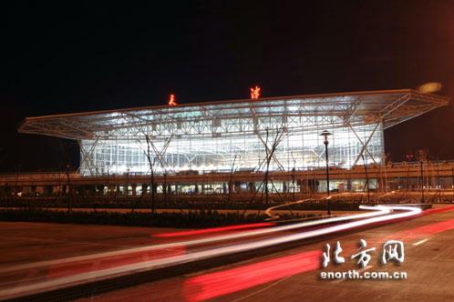 天津滨海国际机场全力打造首都机场第二机场
