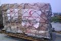 南航北京免费承运伊朗首批援助中国救灾物资