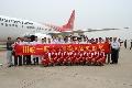 深圳航空承运首批赴皖汶川地震伤员抵达合肥