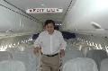 张德江副总理赴一航体验即将交付奥凯新舟60