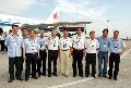 国航成都基地完成奥运圣火专机高原运输保障