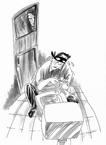 幼儿马桶的简笔画