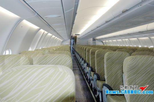 南航空客a330-300客机彰显深京航线两舱优势图片
