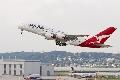 澳洲航空公司启动飞往美国西海岸的A380航班