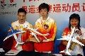 国航免费承运奥运金牌运动员访港澳活动包机