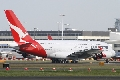 澳洲航空公司首架空中客车A380顺利抵达悉尼