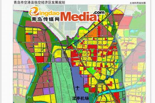 青岛流亭国际机场将建大型地下商业休闲中心图片