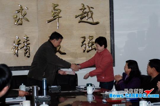 东航甘肃针对2009年新闻宣传工作提出新要求