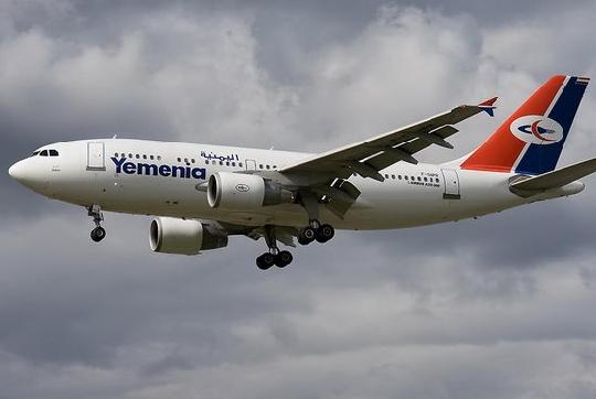 也门失事a310上载有143名乘客 11名工作人员