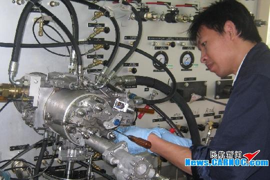 广州飞机维修工程公司完成第一百台燃调修理