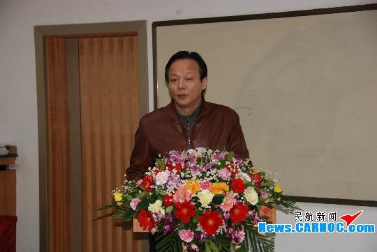 东航甘肃2010年工作会暨二届二次职代会召开