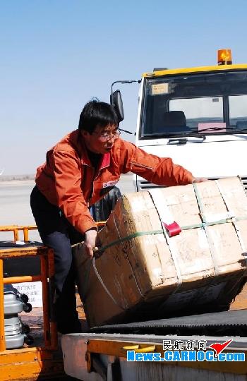 东航甘肃分公司用35分钟航班保障试运行纪实