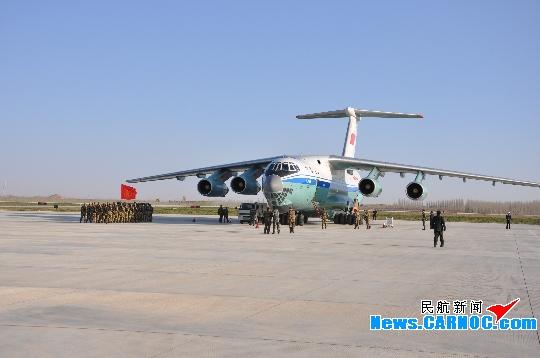 寧夏監管局赴中衛機場組織協調救災飛行保障