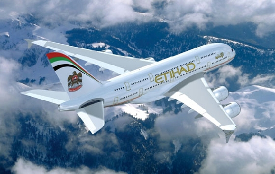 阿提哈德航空开通阿布扎比至巴格达直达航班