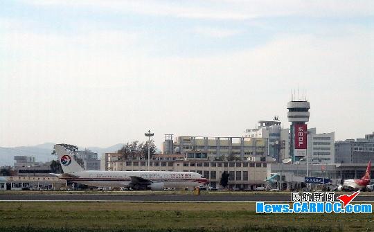 昆明巫家坝机场:架起了通向世界的空中桥梁