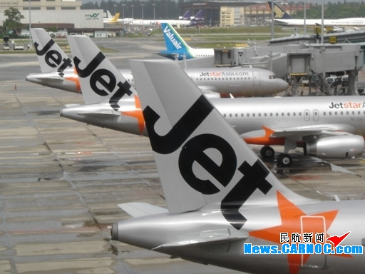捷星航空拟在香港设廉航 觊觎内地广阔市场