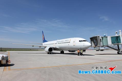 海航加盟鄂爾多斯航空市場 開通至廈門航線