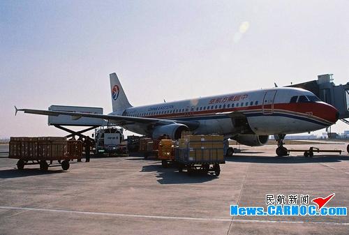 甘肃货运单班收入居东航各站点国内航班首位