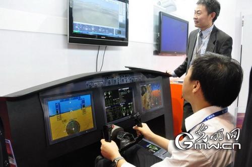 中航集团航展阵容强大 拥有众多款明星机型