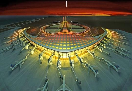 民航二所与合肥新桥机场签行李处理系统合同