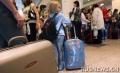 俄滨海边疆区遭遇寒流 数百名乘客滞留机场