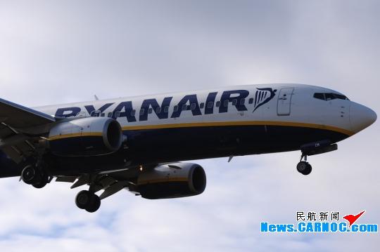 瑞安航空2011年夏将进一步削减德国机场航班