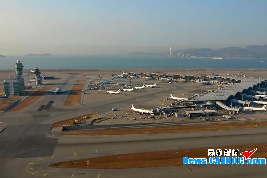 國泰1855億港元配合香港機場新建第三條跑道