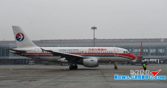 春運首日 成都機場安排進出港航班達600架次