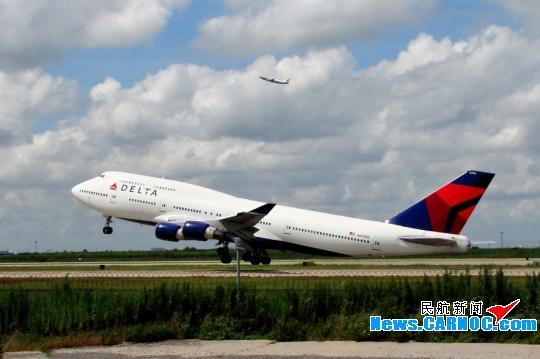 达美取消两条美日航线 占其亚太区运力的12%