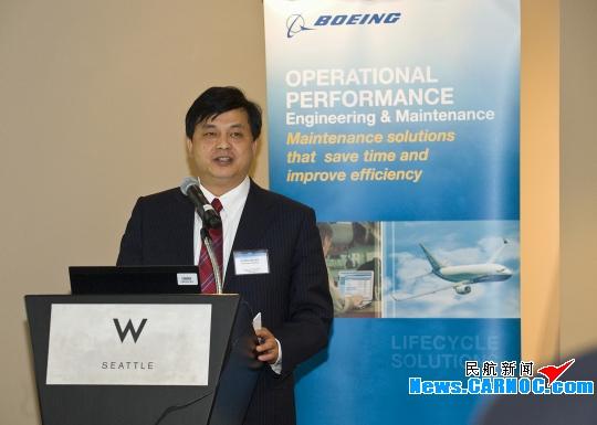 国航参加ahm年会 推进飞机健康管理系统建设