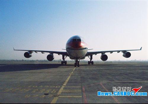 甘肃分公司三月份航班正常率再获东航第一名