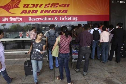 印度航空飞行员举行罢工 多个航班受到影响