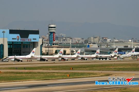 云南机场集团10月累计运送旅客264万余人次