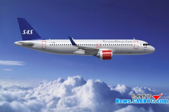A320neo飞机受热捧 空客成巴黎航展最大赢家