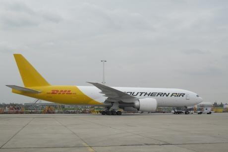 敦豪与美南方航空合作 将增3架波音777货机