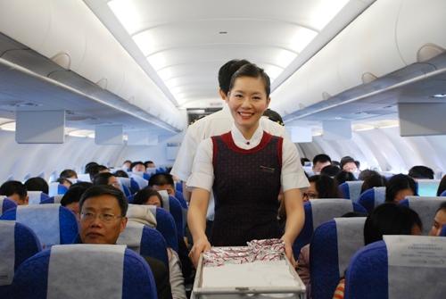 国航上海客舱部提升服务品质 做强做优自己