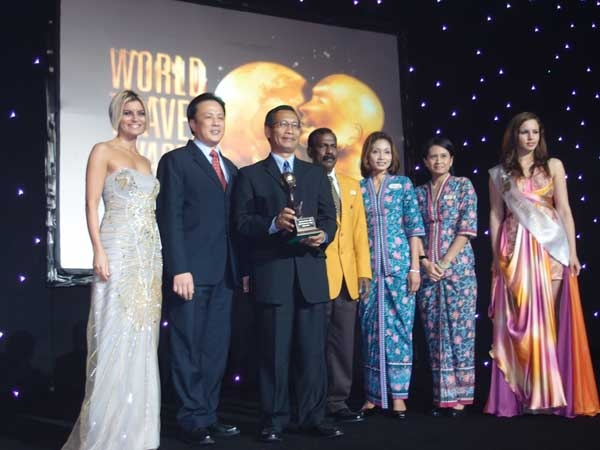 MAS Wins Worlds Leading Airline To Asia Award For The Second Year Running