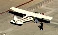闯入奥巴马专机禁飞区的飞机藏匿18公斤大麻