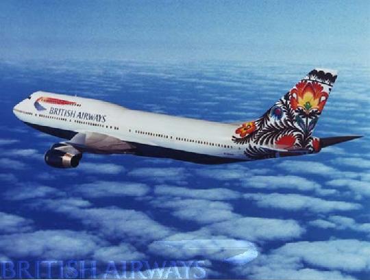 英航擬用B747飛倫敦至莫斯科 俄羅斯表反對