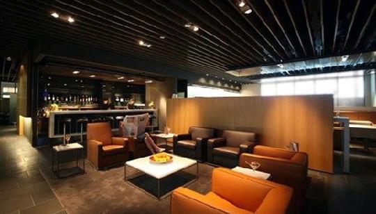 機場貴賓室奢華比拼愈演愈烈 收費挑戰地位