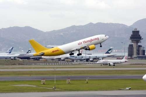 DHL增两条直航全货机航线 强化亚洲空运网络