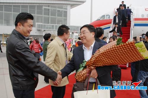 东航圆满已完成甘肃省人大代表运输保障任务
