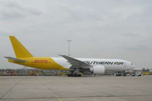 DHL推出环球货运航线 创新洲际航空送递服务