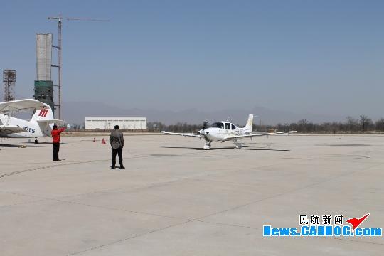 安全第一!北京监管局对精功通航实施基地监察